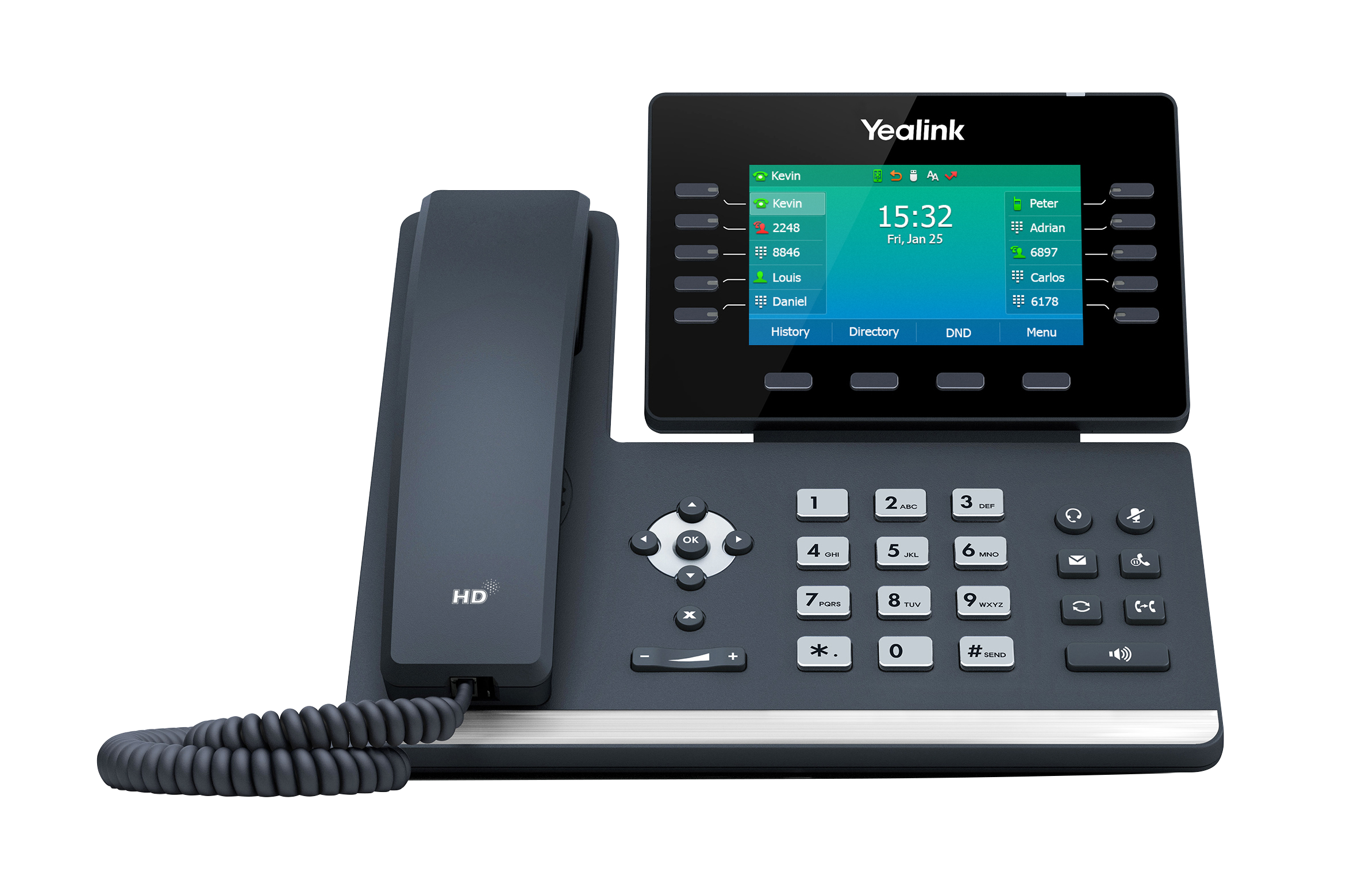 VoIP With Built In WiFi and Bluetooth
